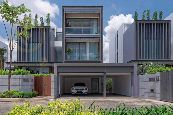 HOLM RESIDENCES THAO DIEN